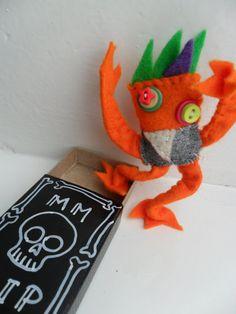 Matchbox Monster by manfredmonkeys