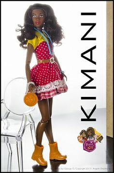 Prettie Girls Kimami Doll (Coming Soon)