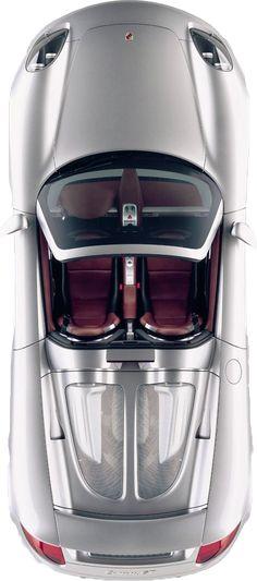 Porche Carrera GT. @designerwallace