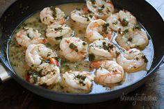 Drunken Shrimp | Skinnytaste