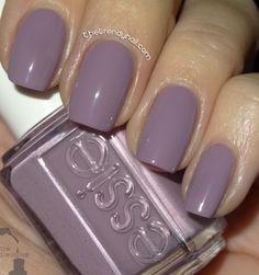Warm And Toasty Turtleneck - Essie #nails