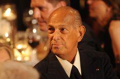 Oscar de la Renta, titan of fashion, dies at 82 RIP Kennedy 10/20/2014 v