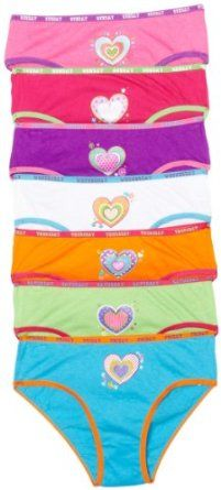 Little Princess Girls 7-16 Bethany Brief $12.00
