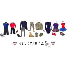 Military Love | Picture Day Outfit Ideas
