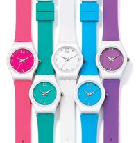 Colorful Strap Watch $7.99 www.youravon.com/pamelataylor