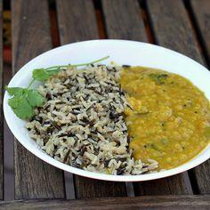 Ethiopian split pea stew