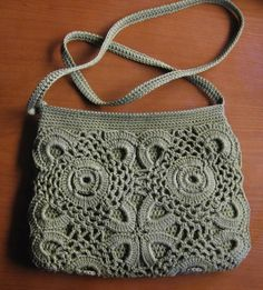 Crochet Fancy Purse : crochet purse crochet purse 1 Pinterest