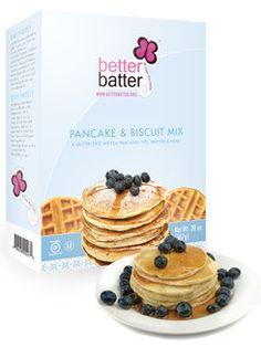 best gluten free pancake mix ever Better Batter