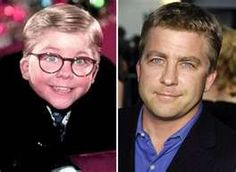 A Christmas Story~ Ralphie then and now