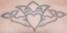 claddaugh tattoo