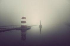Deserted City by Kim Høltermand, via Behance