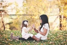 mommy & me - Popular Photography Pins on Pinterest