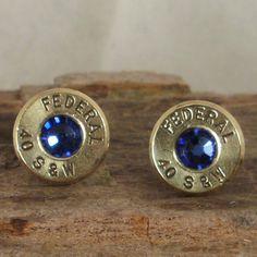 Bullet earrings!