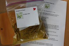 Dr. Lena McCullough - herbal magician!
