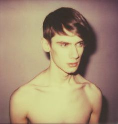 Tim Sprague at Nevs Models.  Instant Analogue by Cecilie Harris.