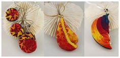 """Kristie Foss """"Started with Snails""""   As featured on The Polymer Arts Blog"""