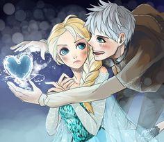Jack x Elsa