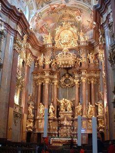 Melk Abbey Melk, Austria