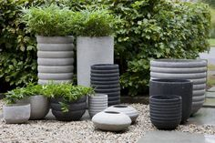Garden Pots  / repinned on toby designs