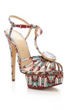 Multi Deco Leading Lady Sandal