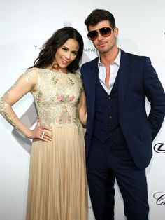 Step Aside, Ben Affleck, Robin Thicke Is the Latest Marriage ...