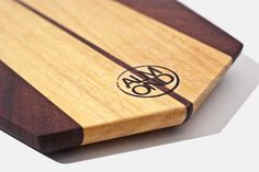 A handboard for bodysurfing, hand shaped by Gully in California. From our friends at Almond Surfboards.