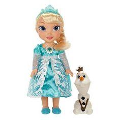 Disney Frozen Snow Glow Elsa Doll #Kohls #FrozenFunAtKohls