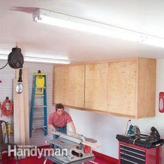 How to Achieve Better Garage Lighting