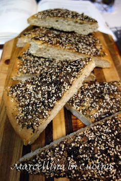 Lebanese Talami Bread.