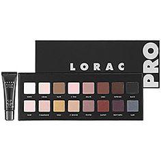 LORAC - PRO Palette. I want thissss!