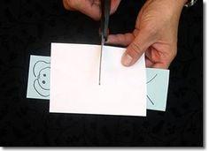 kid's magic trick