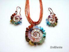 Espiral de alambre de cobre