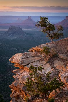 Castle Valley view at sunset, Moab, Utah, USA