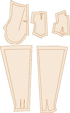 print on to tissue paper for miniature dress pattern