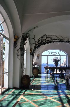 Hotel Le Sirenuse - Positano, Italy