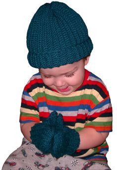 Bev's Marvelous Mittens, Hat and Scarf for Preschoolers