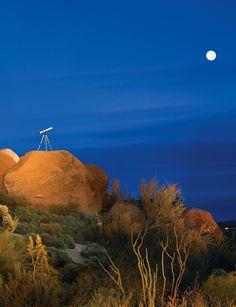 The desert stars are yours to gaze at tonight at @Four Seasons Resort Scottsdale at Troon North.
