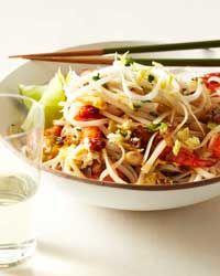 Quick Shrimp Pad Thai :: Food & Wine