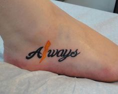 Foot Tattoo - I want this even though I'm too old for a tattoo!