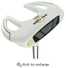 Ray Cook Golf- 2012 Gyro 1 White Putter 4999