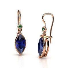 Marquise Essential Earrings