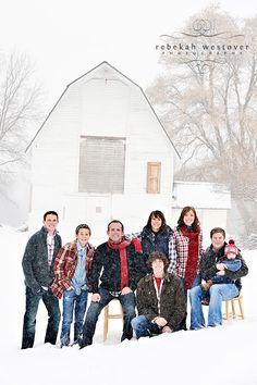 family photos...winter