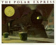 The Polar Express  OF course I must put this on my list of books for the classroom!  I will read this book around Christmas for my students!