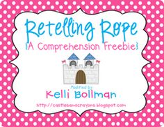 Retelling rope-- must make!
