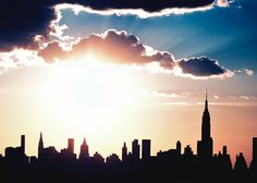Silhouette #newyork