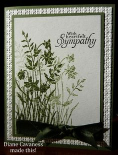 Stampin Up Just Believe, Simply Sketched