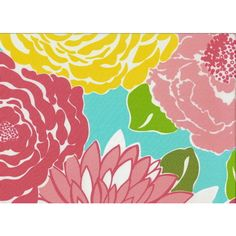 Lilly Pulitzer Fabric found on Polyvore