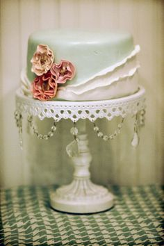 vintage baby shower cakes - Google Search