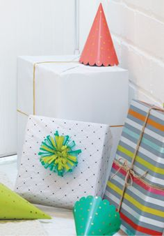 Gift wrap so pretty it could be part of your party decor. The Oh Joy for Target collection launches online and in stores March 16.