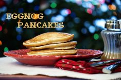 Holiday Eggnog Panca